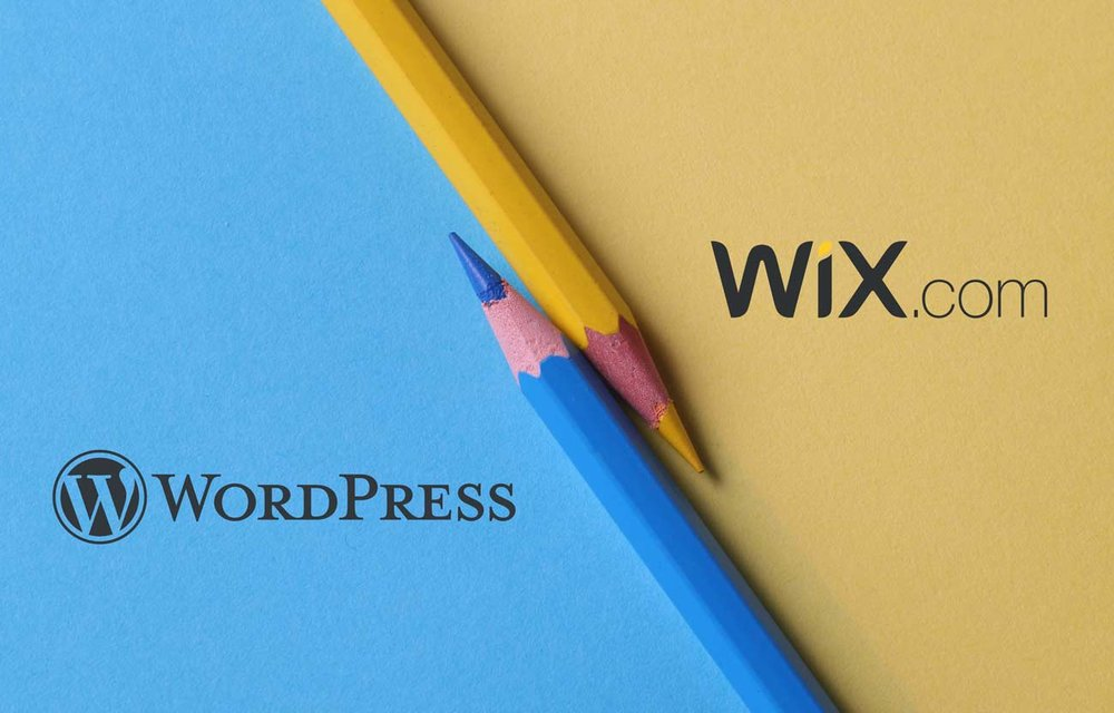 Wix and WordPress – Website builders vs CMS